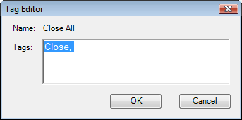 AutoCAD 2010 User Documentation: Assign Search Tags