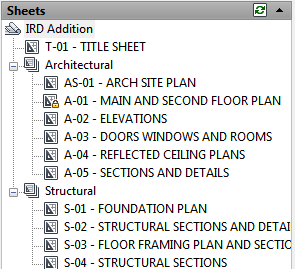AutoCAD 2010 User Documentation: Organize a Sheet Set