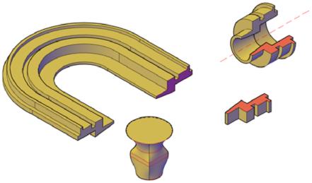(例如圆锥体、长方体、圆柱体和棱锥体)开始绘制,然后进行修改图片
