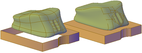 how to draw mesh objects in autocad 3d assignment