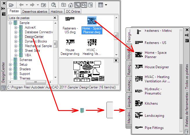 Guia do usurio personalizar paletas de ferramentas ccuart Choice Image