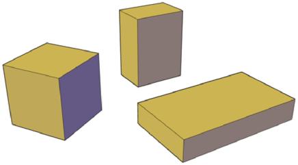 Help: Acerca de la creación de sólidos prismas rectangulares