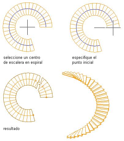 manual del usuario creacin de escaleras en espiral con parmetros por el usuario
