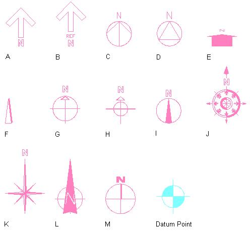 how to make an arrow on autocad