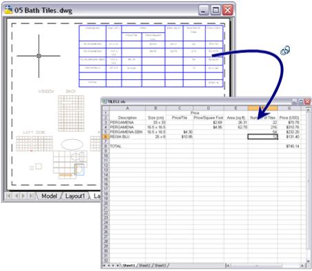 Manual del usuario Vincular una tabla a datos externos
