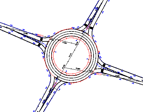 Exercise 5: Working with Roundabout Design Standards and ...