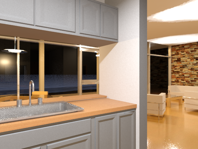 Kitchen Cabinets Revit Models