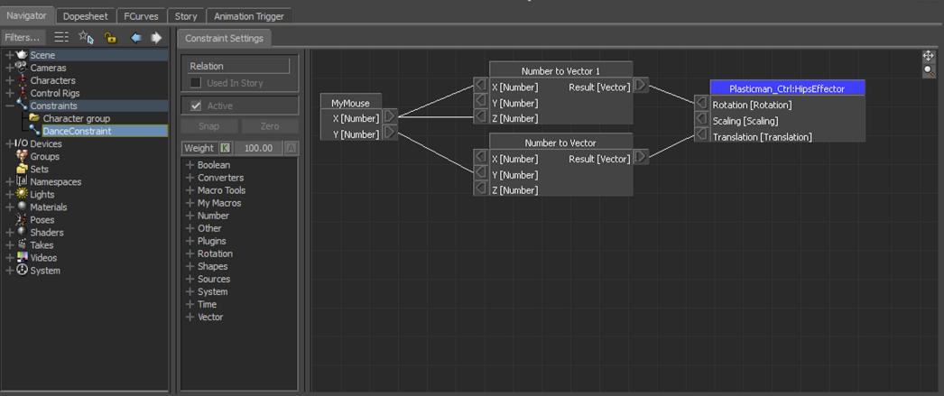 MotionBuilder Developer Help